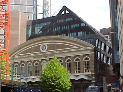 Fenchurch Street Station (photo Lachlan Cranswick)